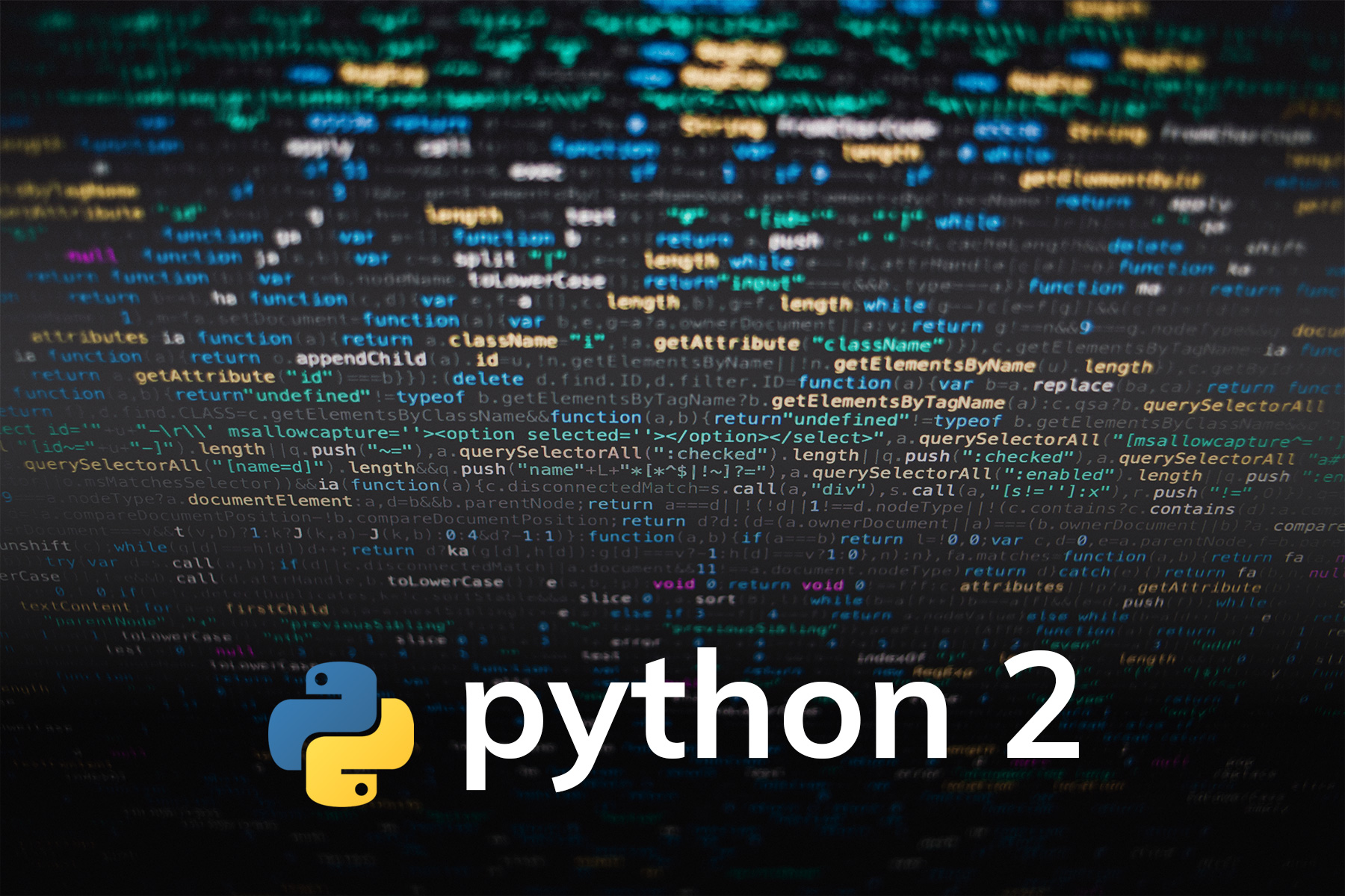 Python 2: The End Of An Era