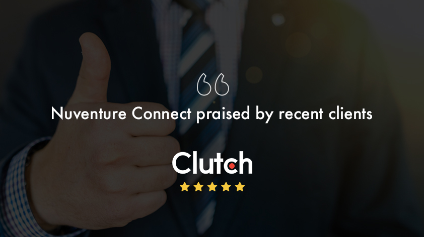 Nuventure Connect Praised by Recent Clients