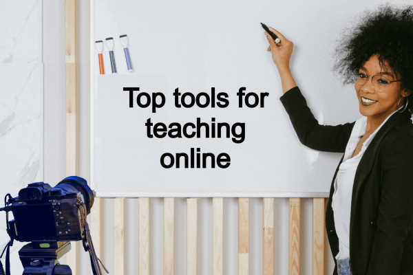 Top tools for teaching online