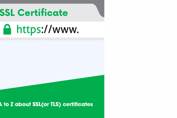 A to Z about SSL(or TLS) certificates