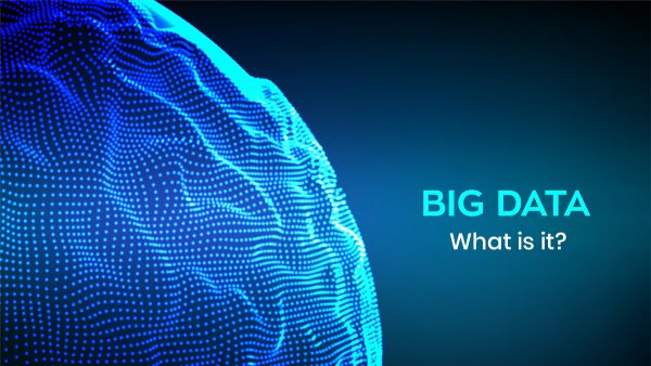 Big data – what is it?