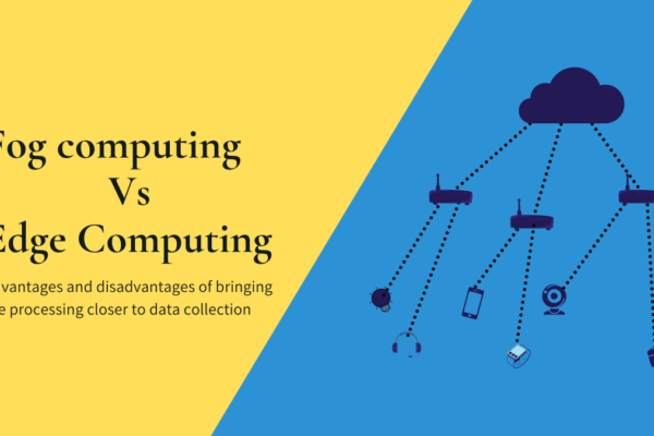 Fog computing vs edge computing