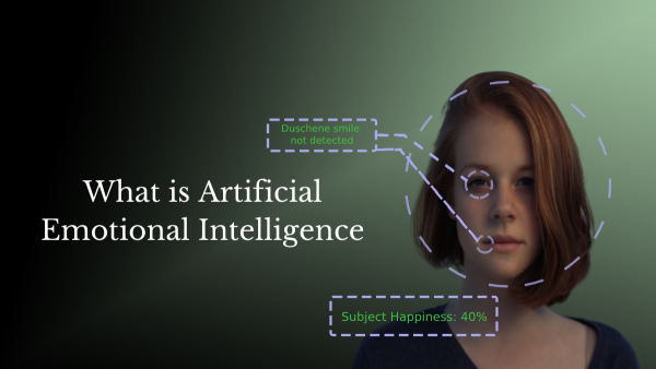 What is artificial emotional intelligence